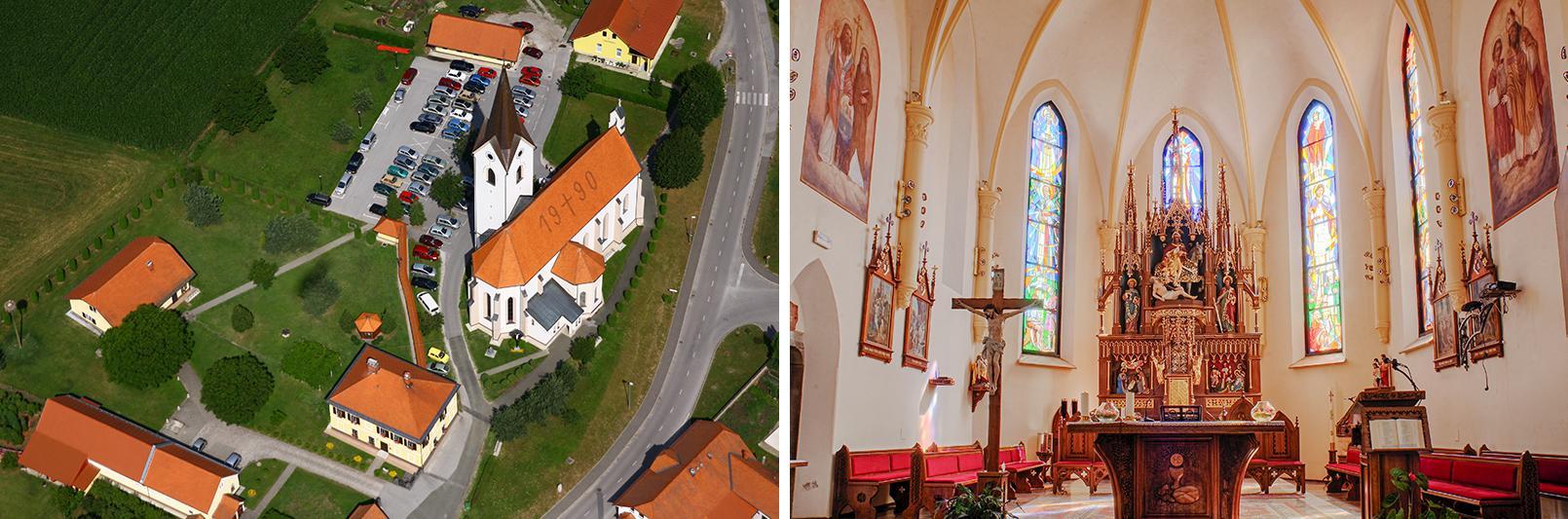 Cerkev svetega Martina Hajdina