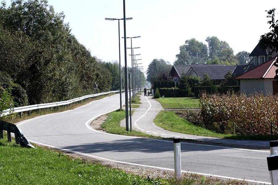 Hajdina kolesarska pot