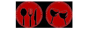 Znak Hrana in pijača